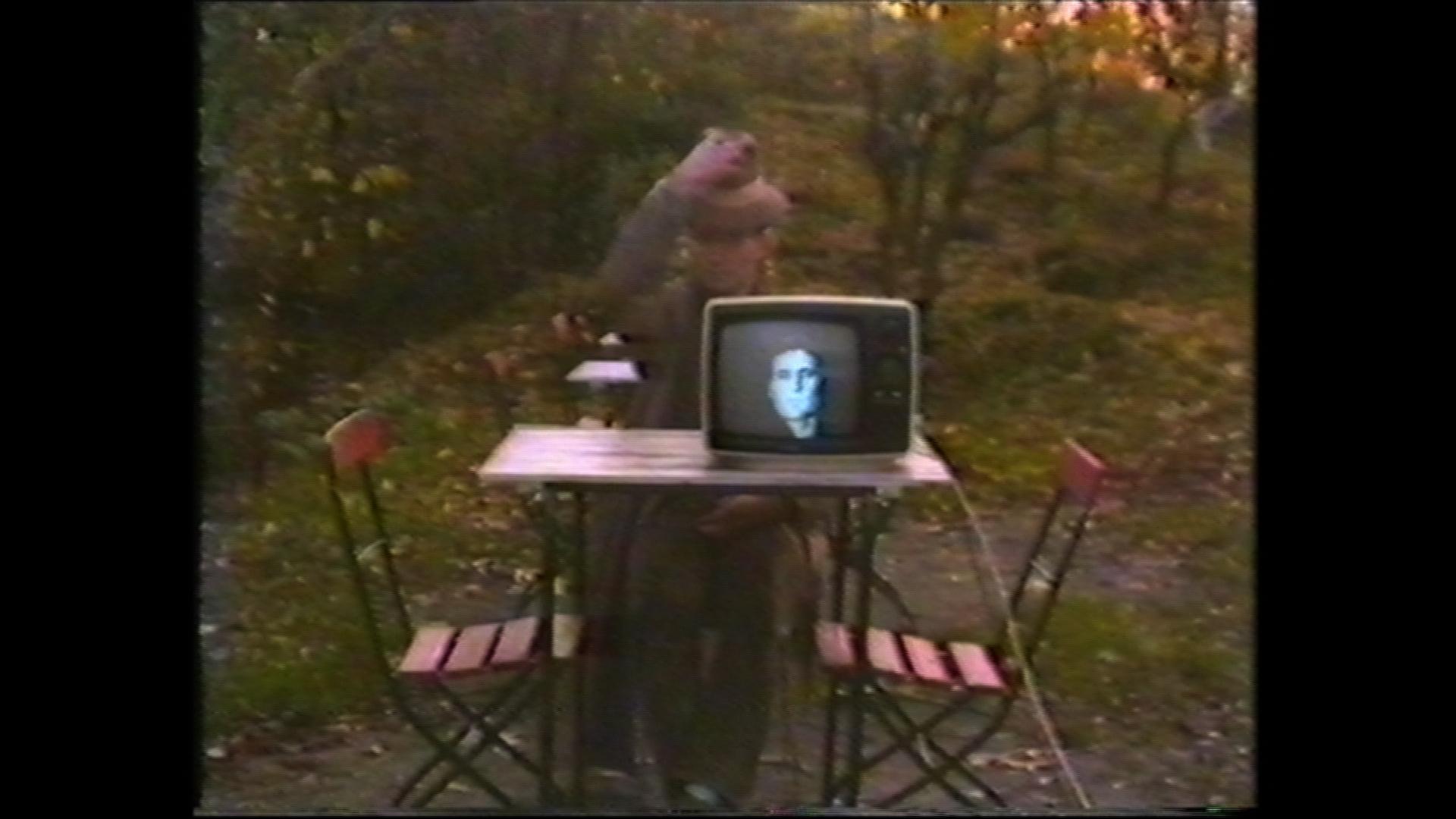 Morten Børresen - The Man on the Screen (1981).